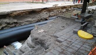 Izmena režima saobraćaja u delu ulice Danila Kiša od četvrtka