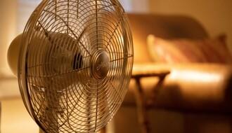 Ako koristite ventilator, obratite pažnju na ove stvari