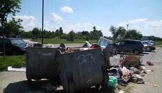 """JKP """"Čistoća"""" angažuje čuvare uličnih kontejnera"""