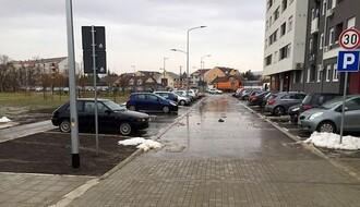 FOTO: Banijska ulica dobila uređenu saobraćajnicu i 38 parking mesta