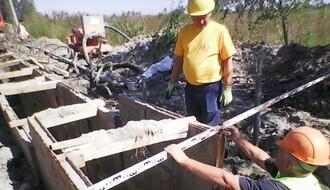 KLISA: Na sistem odvođenja otpadnih voda biće priključeno 370 domaćinstava (FOTO)