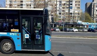 GSP: Autobuske linije 51a, 51b i 52 od četvrtka menjaju trasu