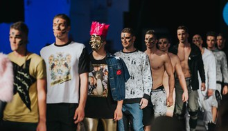 "FOTO I VIDEO: Ovacije za alternativnu modu na drugoj večeri ""Serbia Fashion Weeka"""