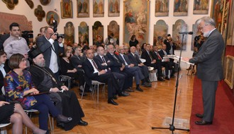 FOTO: Svečano obeležen Dan Galerije Matice srpske