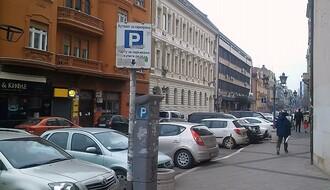 Besplatno parkiranje u gradu za novogodišnje praznike i Božić