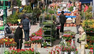 """Cvetna pijaca"" danas i sutra ispred Spensa"