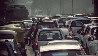 Vozači oprez:  Kolovozi mokri, pojačan saobraćaj na autoputevima
