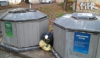 Priliku da razdvaja otpad dobiće veći broj Novosađana