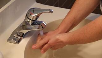 Deo Nove Detelinare bez tople vode zbog radova