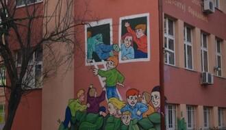 Školski mural poziva na bežanje sa časova?