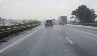 AMSS: Obilne padavine otežavaju vožnju