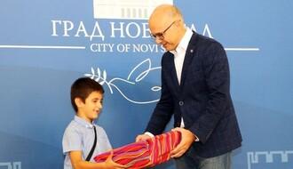 Gradonačelnik podržao inicijativu dečaka koji je poželeo Bejblejd arenu (FOTO)