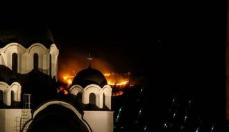 Požar na Fruškoj gori, nesavesni građani palili baštenski otpad