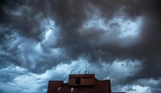Meteo-foto: Sinoć nevreme, večeras pljuskovi, sutra slaba kiša