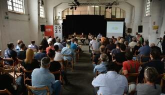 """JOŠ JEDNOM O """"KINESKOJ ČETVRTI"""": Održana javna rasprava o budućem kreativnom centru Novog Sada (FOTO)"""