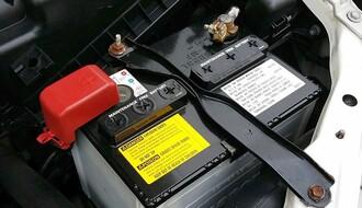Novosađanin uhvaćen u krađi akumulatora