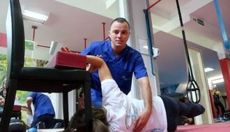 Nikola Jevtić, kineziterapeut: Ako ne planirate da nastavite s radom, bolje da ne počinjemo