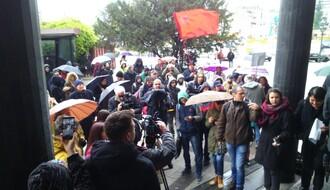 FOTO Loši vremenski uslovi otkazuju proteste do subote