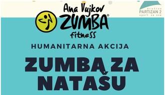 Zumba za Natašu Gajdoš: U subotu humanitarna akcija u Partizanu 2