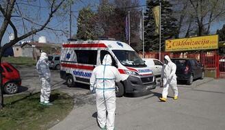 """""""Ciklonizacija"""" počela i svakodnevnu dezinfekciju vozila hitne pomoći (FOTO)"""