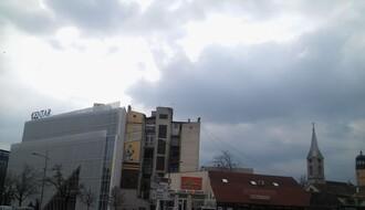 Danas oblačno i hladno sa povremenom kišom