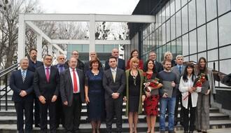 """Na Univerzitetu u Novom Sadu dodeljene godišnje nagrade """"Dr Zoran Đinđić"""""""