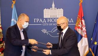 Vučević i Lončar potpisali Ugovor o dodeli 25 miliona dinara za lečenje bolesne dece u inostranstvu (FOTO)