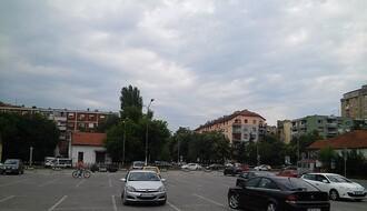 Oblačno, mestimično kiša i pljuskovi s grmljavinom, najviša dnevna u NS oko 23°C