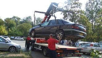 FOTO: Počelo uklanjanje napuštenih i havarisanih vozila u NS