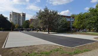 Ekonomski fakultet dobio novi parking