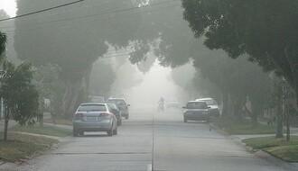 Magla u celoj Vojvodini