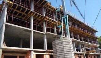 U Novom Sadu se gradi rekordan broj stanova u jednoj sezoni
