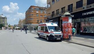 I TO SE DEŠAVA: U jučerašnjim saobraćajkama u Novom Sadu nije bilo povređenih