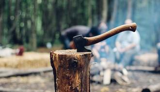Novi Sad: U pijanom stanju sekirom razbijao stakla