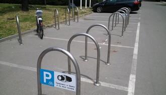 """""""Parking servis"""" postavlja držače za bicikle na 14 lokacija u gradu"""