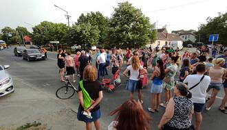 """""""PRAVDA ZA NINU"""": U Petrovaradinu održan još jedan protest"""