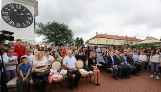 FOTO: Najboljim novosadskim učenicima dodeljene Vidovdanske nagrade