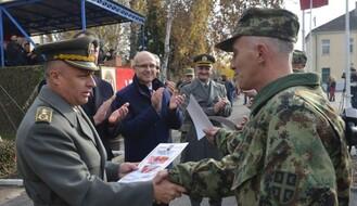 FOTO: Obeležen Dan 1. brigade kopnene vojske