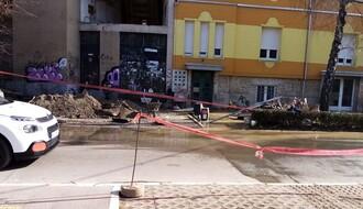 Ulica Vojvođanskih brigada bez vode zbog havarije