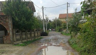 Adice: Infrastruktura kaska za širenjem naselja