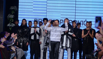 """FOTO: Za revijalni deo """"Serbia fashion weeka"""" tražila se karta više"""