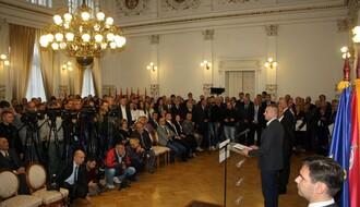 FOTO: Na svečanoj akademiji uručena gradska priznanja