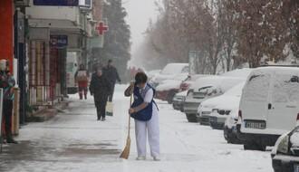 RHMZ: Ledeni dani do petka, u NS u četvrtak i do -13°C