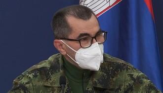 Dr Udovičić pred sednicu Kriznog štaba:  Epidemija je van kontrole