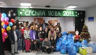 Građani donirali odeću i higijenska sredstva Domu Veternik