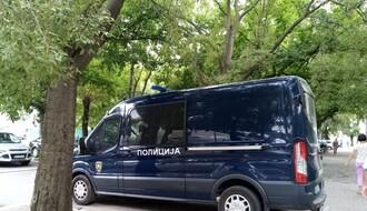 Policija vijala motociklistu na Salajci, zaustavio ga udarac u vozilo Žandarmerije
