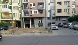 """Radovi """"Toplane"""" ukidaju jednu saobraćajnu traku u Dimitrija Avramovića"""
