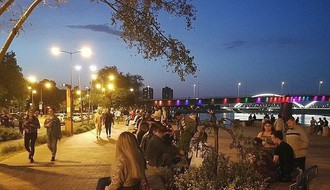 Građani podneli  peticiju zbog narušavanja javnog reda i mira na Keju žrtava racije