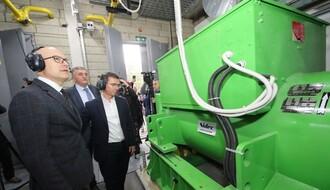 """""""Novosadska toplana"""" dobila novo kogeneraciono postrojenje"""