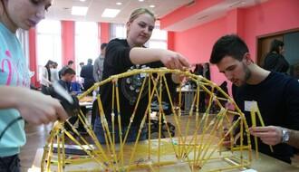 Takmičenje u pravljenju mostova od špageta (FOTO)